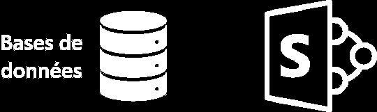 Bases de données, SharePoint